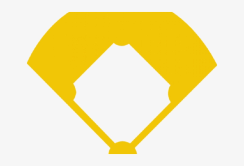 Baseball diamond vector clipart png jpg black and white Baseball Diamond Vector - Baseball Field Clipart - Free Transparent ... jpg black and white
