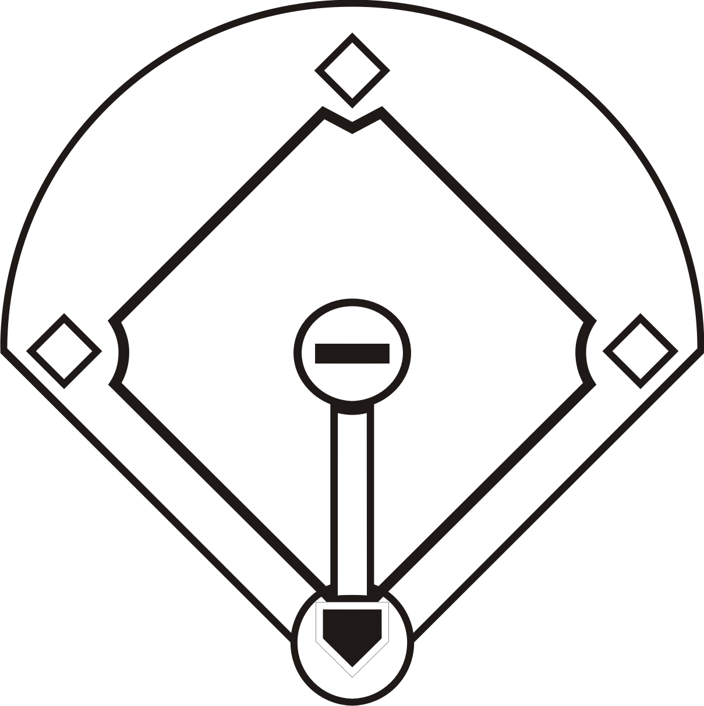 Baseball diamond vector clipart png graphic library Free Baseball Diamond Graphic, Download Free Clip Art, Free Clip Art ... graphic library