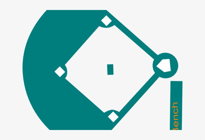 Baseball diamond vector clipart png clip art library stock Baseball Diamond Vector - Clip Art - Free Transparent PNG Download ... clip art library stock