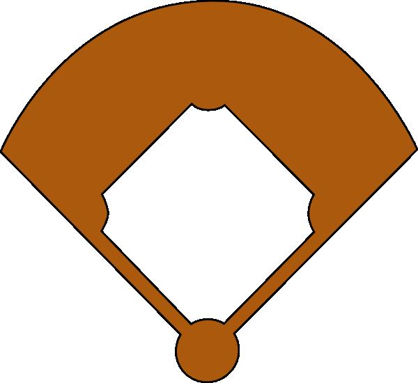 Baseball diamond with stripes clipart clip art Baseball Field Clip Art at Clker.com - vector clip art online ... clip art