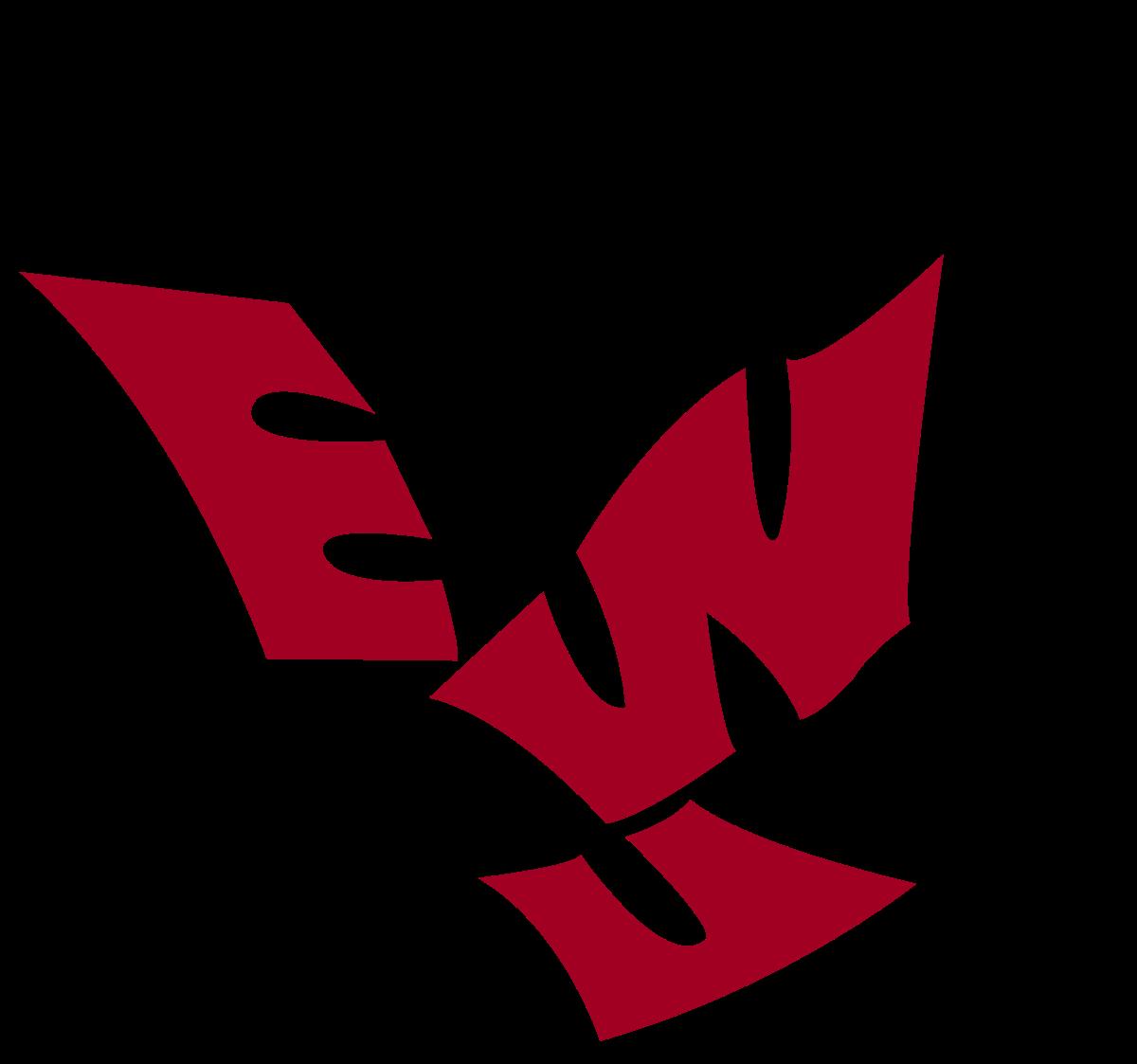 Clipart university of washington football vector library library Eastern Washington Eagles - Wikipedia vector library library