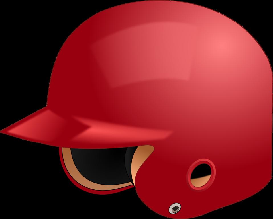 Baseball equipment clipart picture freeuse download Public Domain Clip Art Image | Baseball Helmet | ID: 13925084415033 ... picture freeuse download