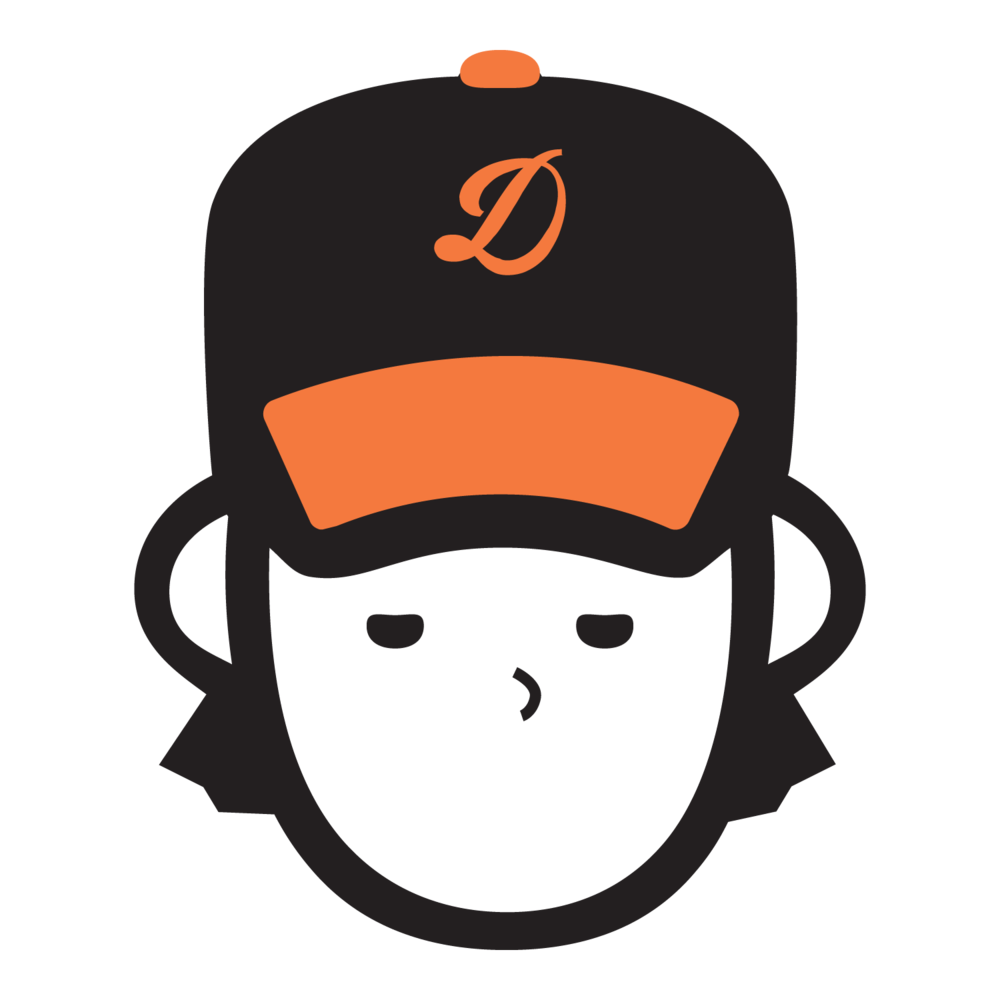 Dude logopng. Baseball stadium advertising clipart