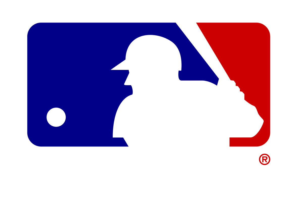 Mlb owners players release. Baseball stadium advertising clipart