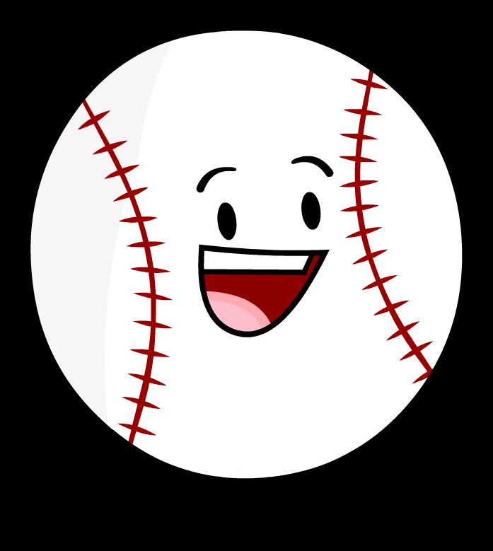 Baseball ripping thru clipart svg transparent download Image - Baseball 2016 Pose.png | Inanimate Insanity Wiki | FANDOM ... svg transparent download