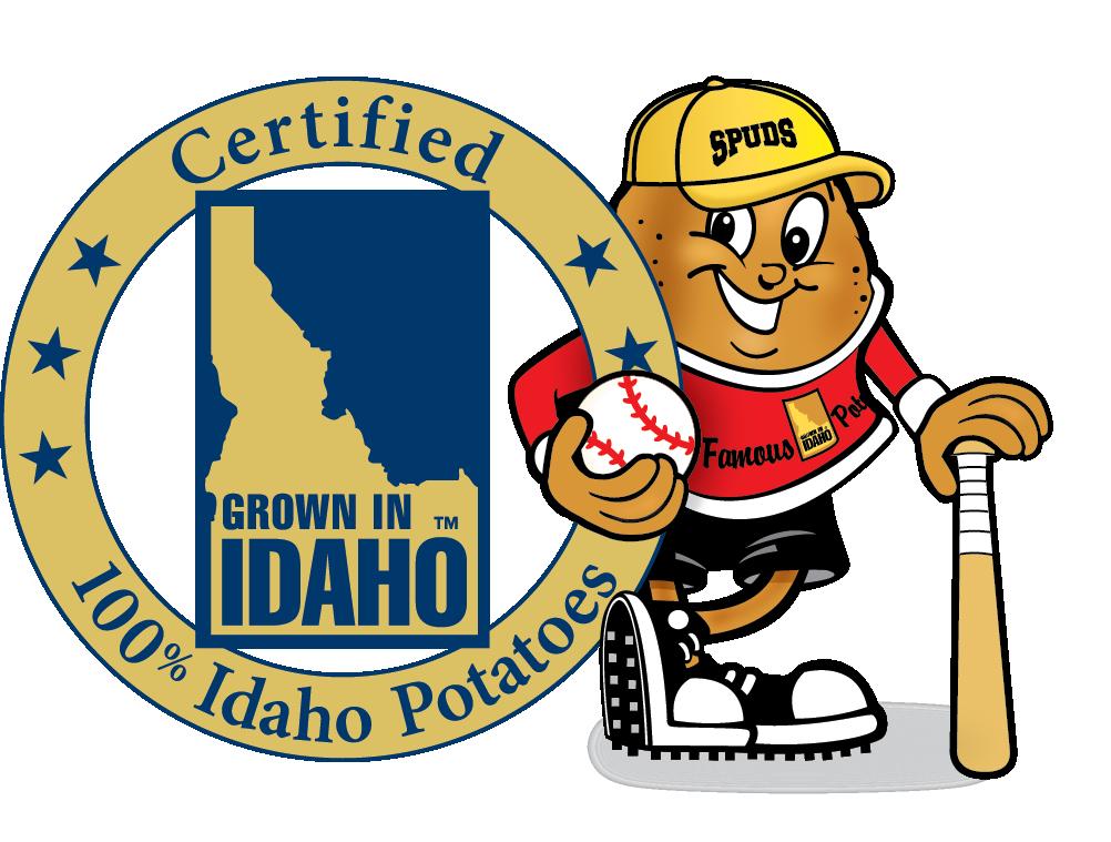 Baseball food clipart jpg transparent download Idaho Potato Commission jpg transparent download