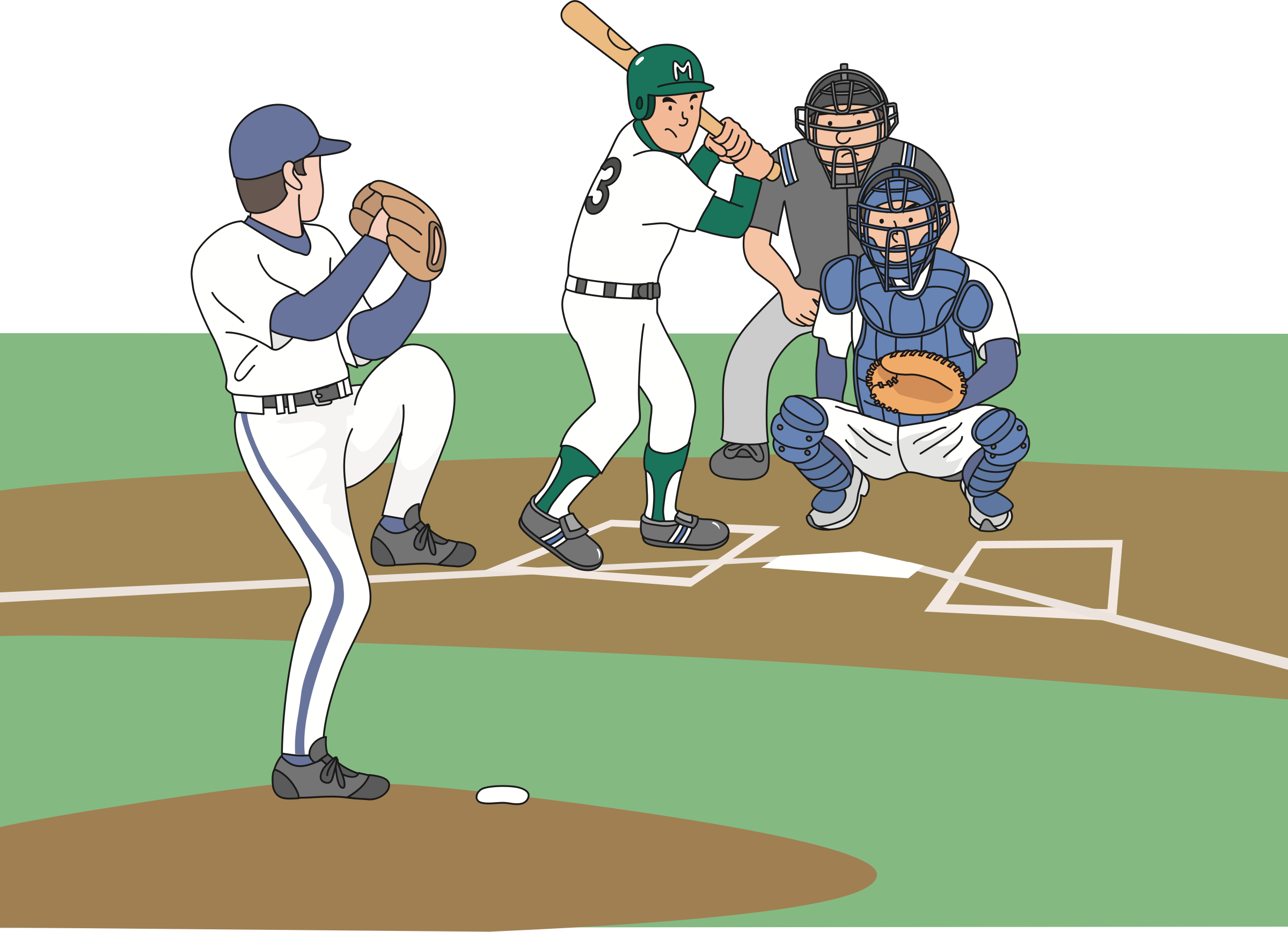 Baseball game clipart library Clipart - Baseball (#1) library