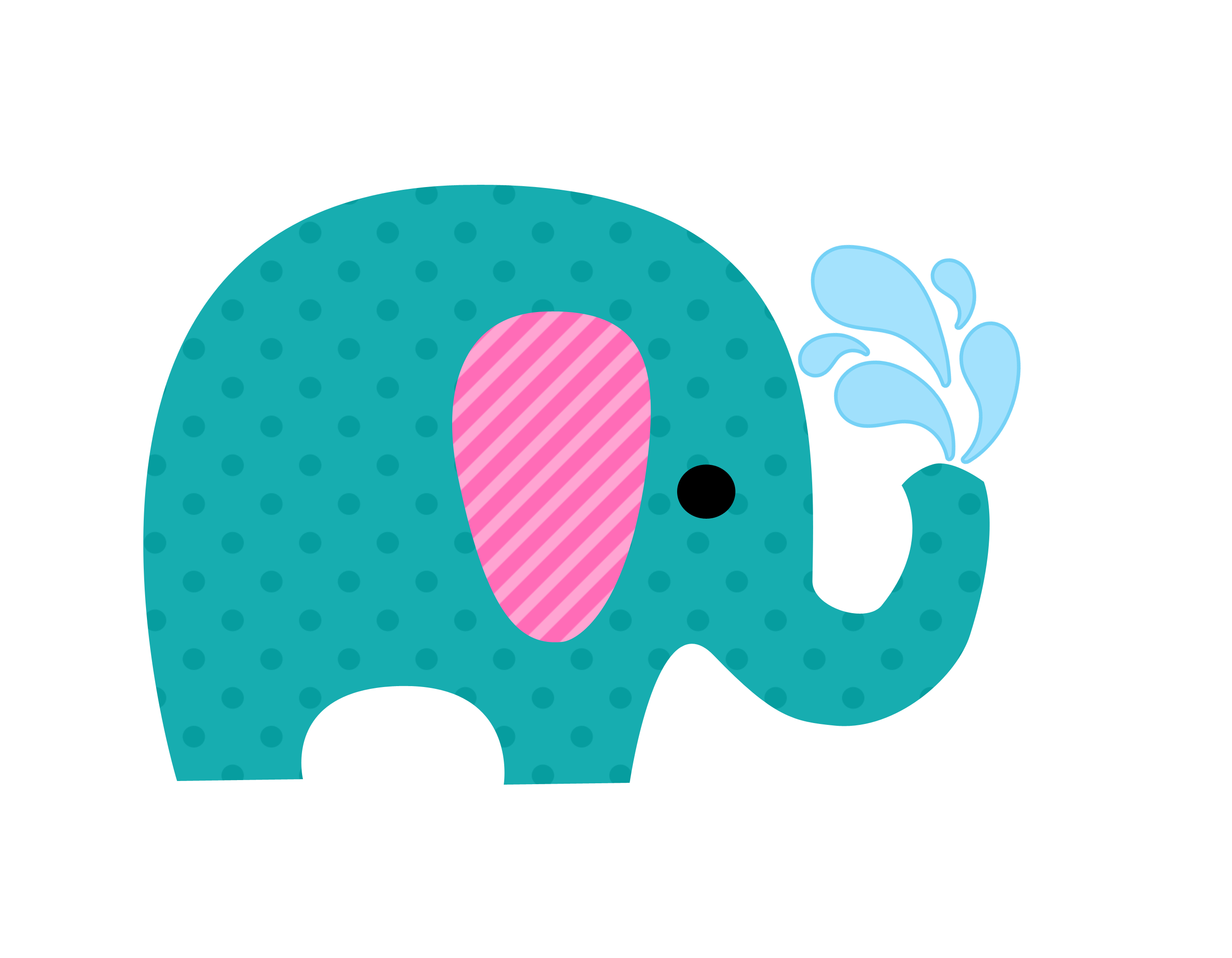 Elefantes - CuteElephants5.png - Minus | clipart | Pinterest ... clipart freeuse library