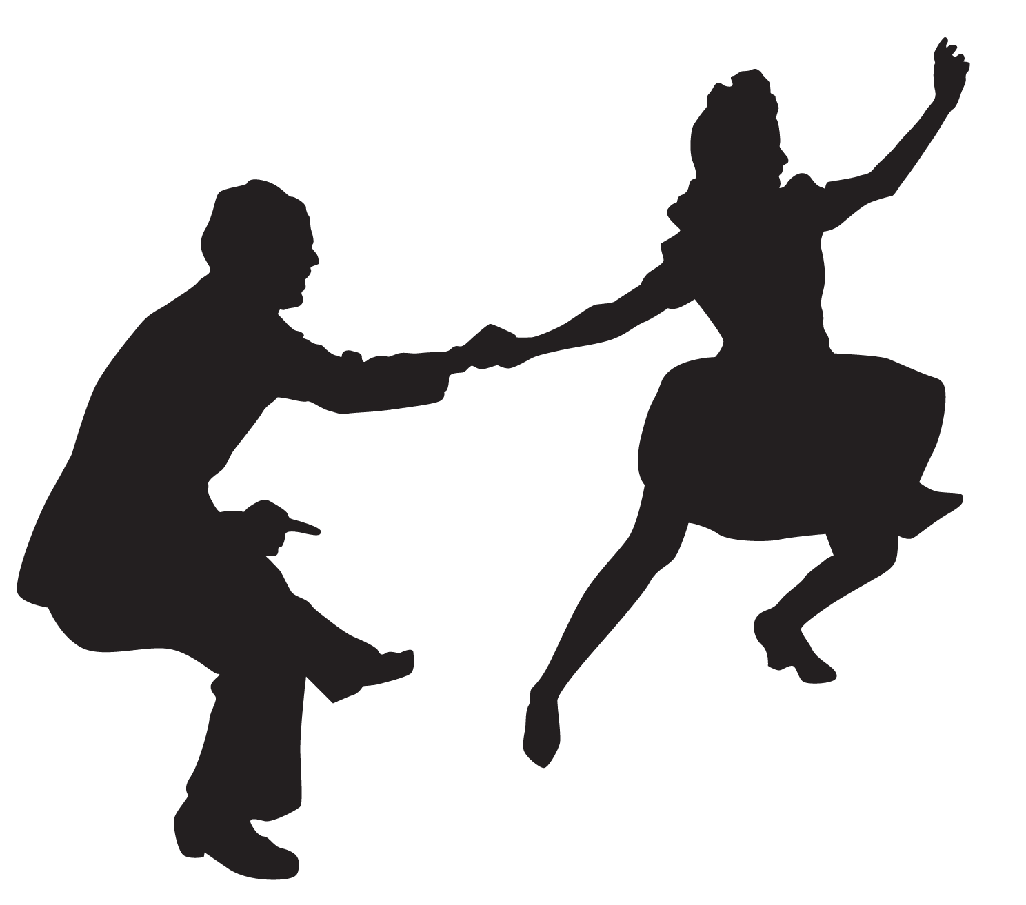 Baseball girl swinging clipart silhouette image transparent library Swing Silhouette at GetDrawings.com   Free for personal use Swing ... image transparent library