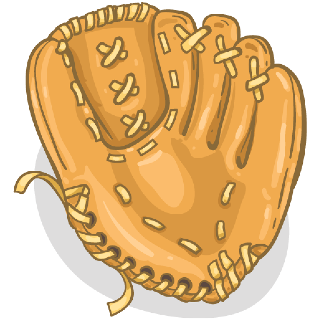 Baseball gloves clipart royalty free stock 28+ Collection of Baseball Glove Clipart Png | High quality, free ... royalty free stock