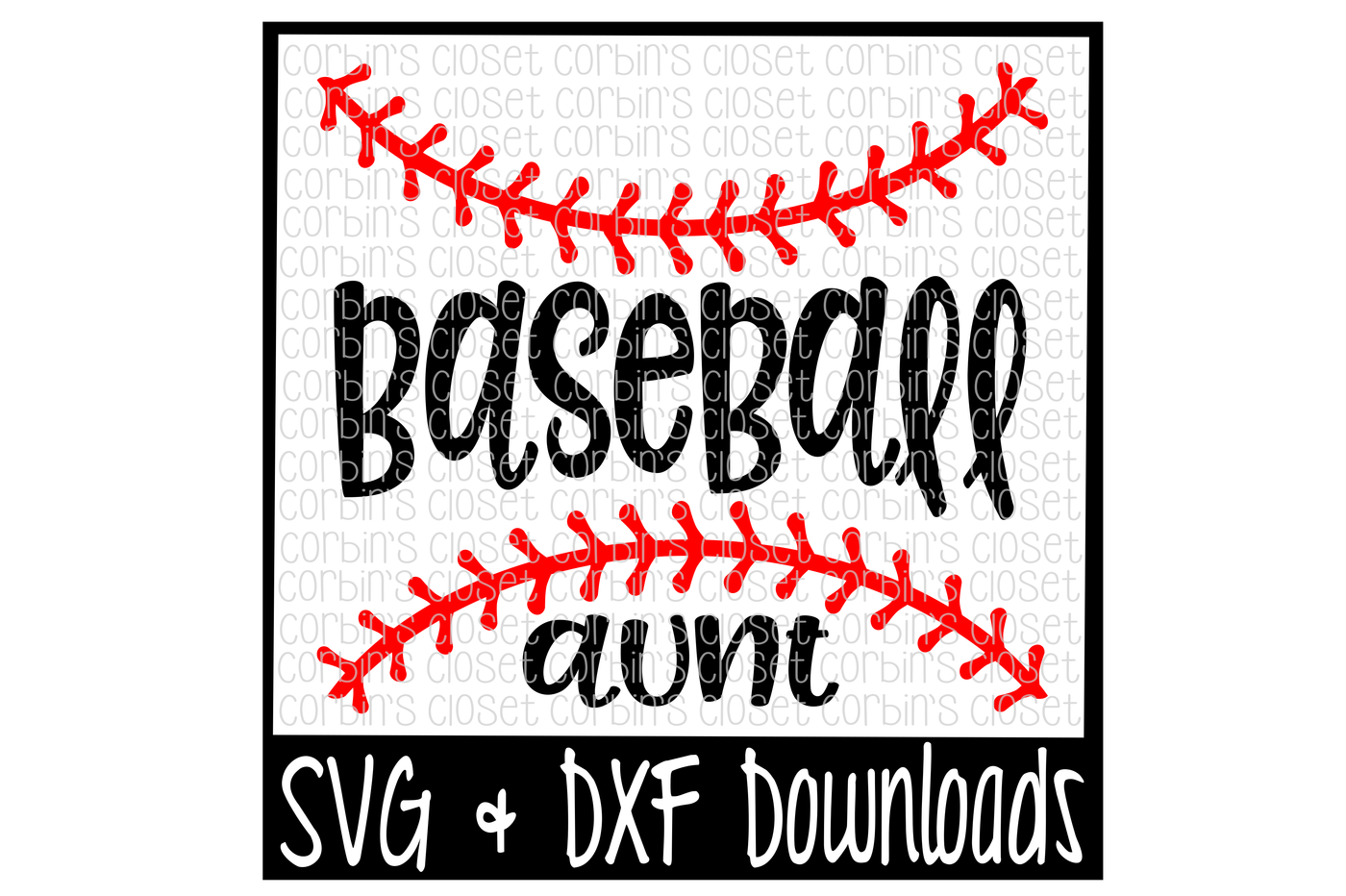Baseball grandma clipart jpg free stock Baseball Aunt SVG Cut File by Corbins SVG | TheHungryJPEG.com jpg free stock