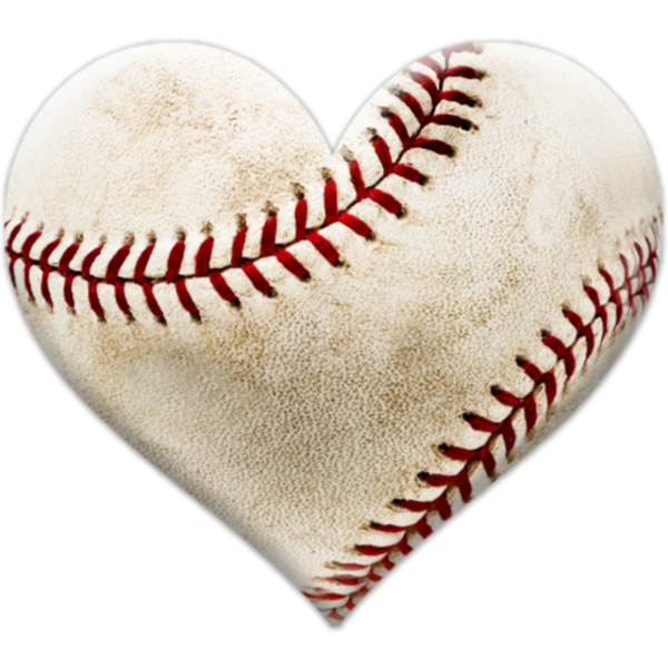 Heart shaped baseball stitches clipart banner library download 11 Baseball Heart Vector Images - Baseball Heart Clip Art, Baseball ... banner library download