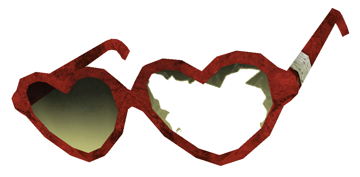 Baseball hat and sunglasses clipart vector transparent library Tabitha's sunglasses - The Vault Fallout wiki - Fallout 4, Fallout ... vector transparent library