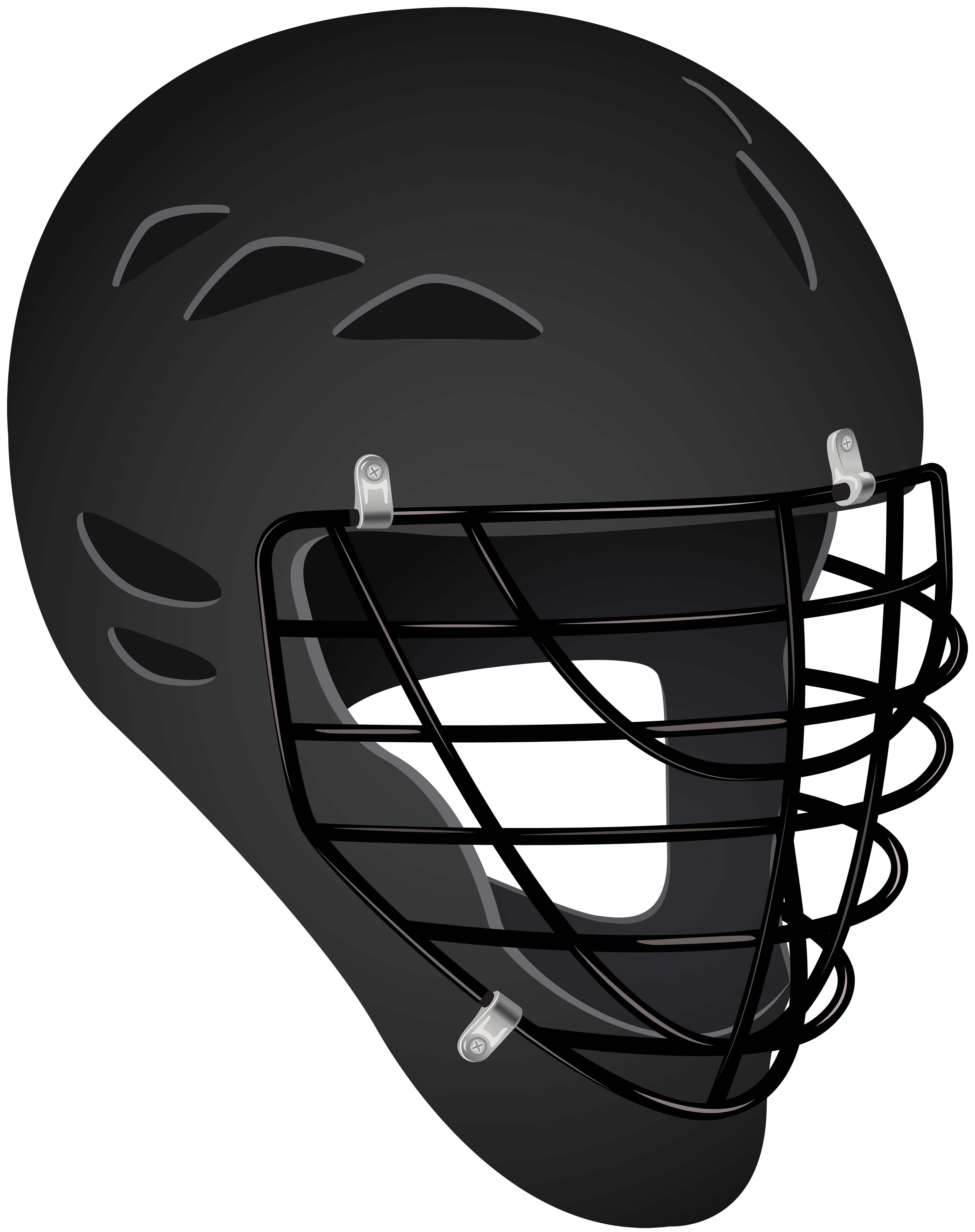 Black football helmet clipart graphic free stock Hockey Helmet PNG Clip Art Image | Gallery Yopriceville - High ... graphic free stock