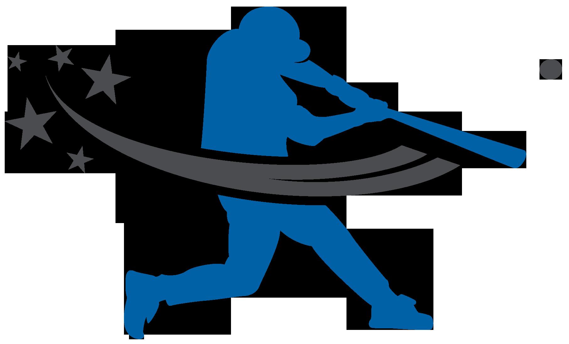 Baseball hitter clipart clip art transparent download Baseball Silhouette Batting Clip art - baseball 1813*1098 transprent ... clip art transparent download