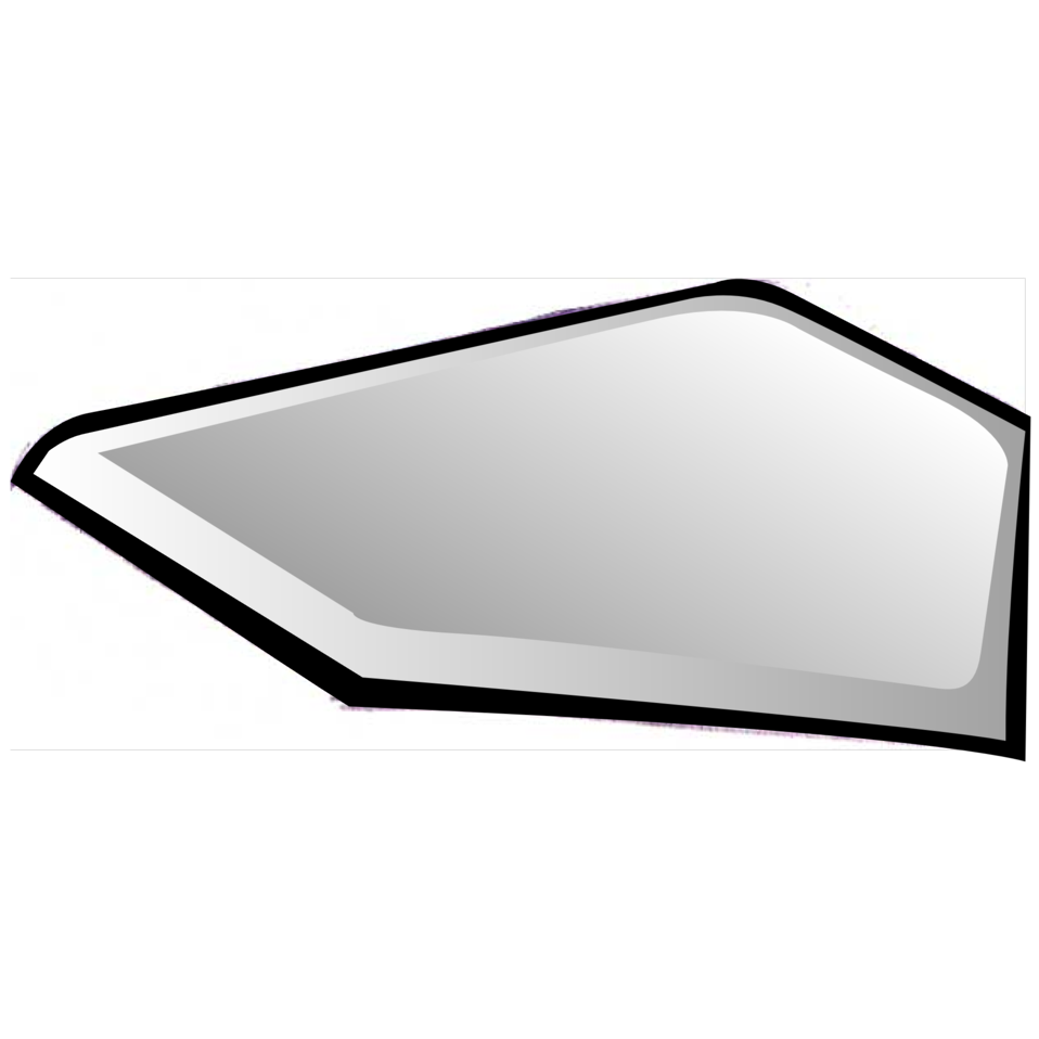 Baseball home plate clipart svg transparent library Public Domain Clip Art Image | Home Plate | ID: 13528329617410 ... svg transparent library