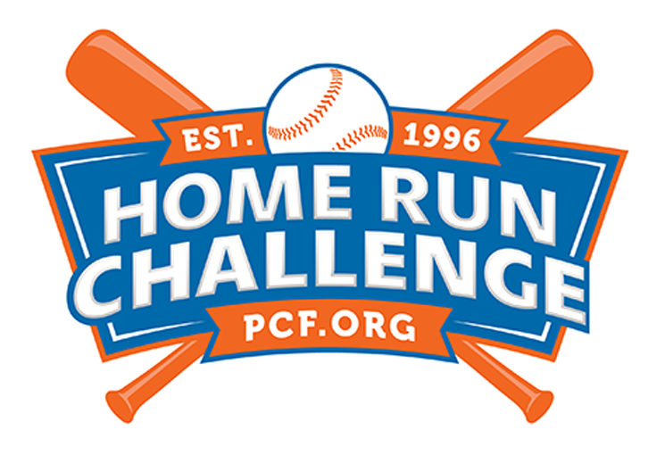 Baseball home run clipart graphic freeuse library Home Run Challenge - PCF graphic freeuse library