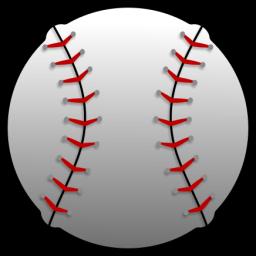 Baseball icon clipart