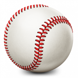 Baseball icon clipart image black and white Baseball Icon Clipart | Web Icons PNG image black and white