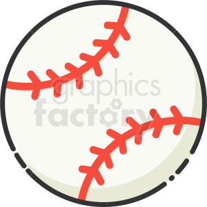 Baseball icon clipart clipart library library baseball icon . Royalty-free icon # 409167 clipart library library