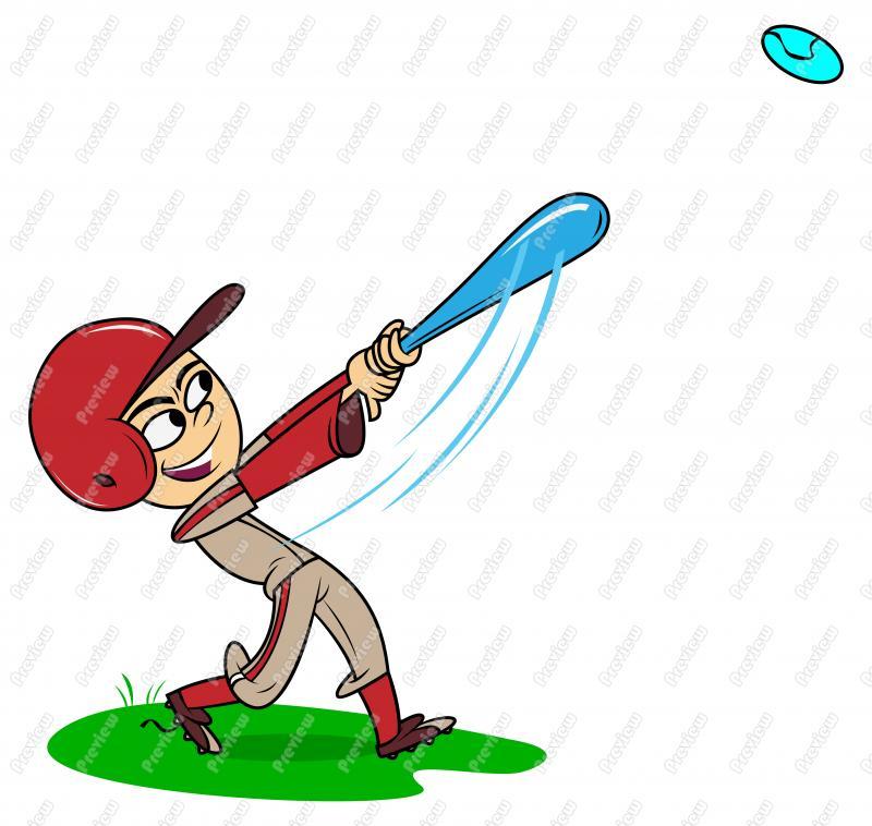 Boy hitting ball clipart clipart royalty free download Animated Baseball Clipart | Free download best Animated Baseball ... clipart royalty free download