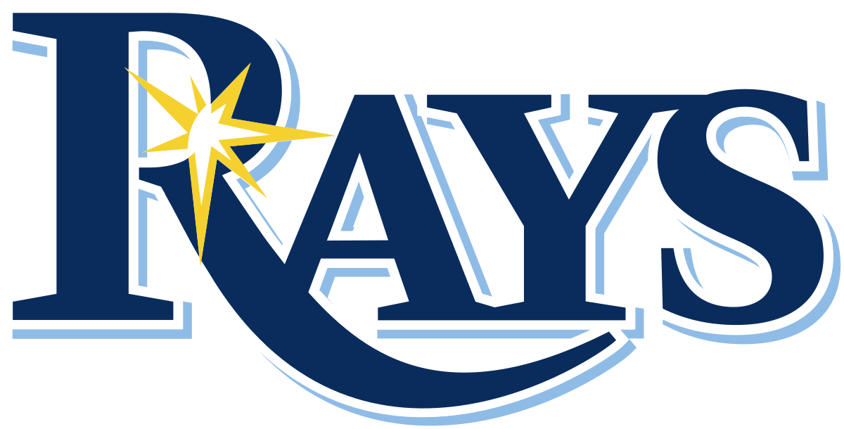 Baseball jersey 42 clipart banner royalty free Tampa Bay Rays - Wikipedia banner royalty free