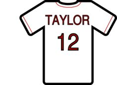 Baseball jersey 42 clipart banner free library New Jersey Clipart | Free download best New Jersey Clipart on ... banner free library