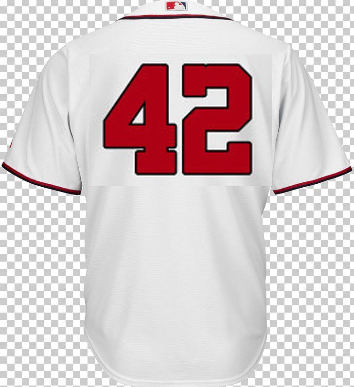 Baseball jersey 42 clipart png free library 2017 Washington Nationals Season T-shirt MLB Jersey PNG, Clipart ... png free library