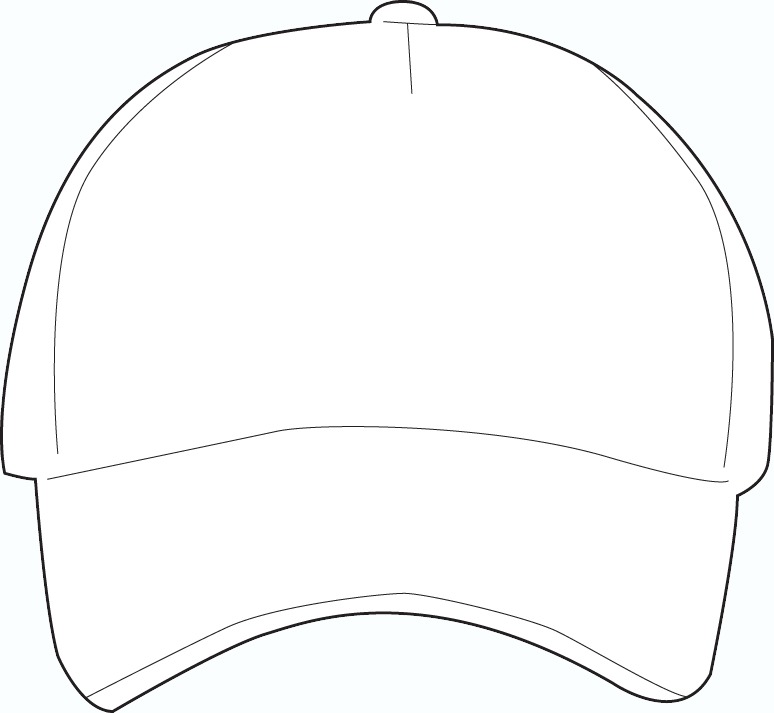 Baseball jersey back clipart picture free stock Baseball Hat PNG Front Transparent Baseball Hat Front.PNG Images ... picture free stock