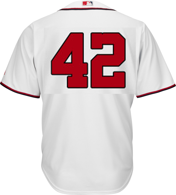 Baseball jersey back clipart jpg free library Jackie Robinson Jerseys and T-Shirts for Adults and Kids | Jackie ... jpg free library