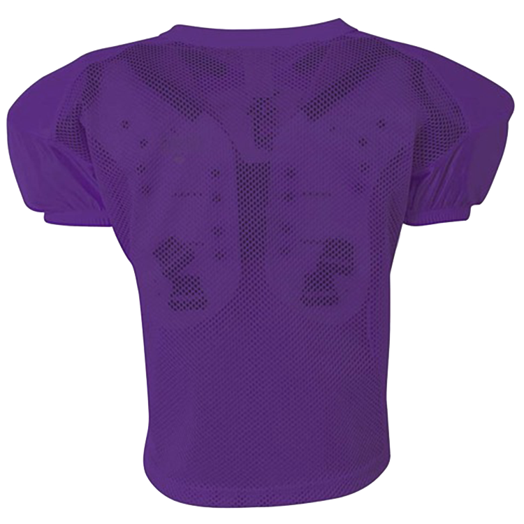 Baseball jersey back clipart svg royalty free download Youth Practice Football Jersey - CustomPlanet.com svg royalty free download