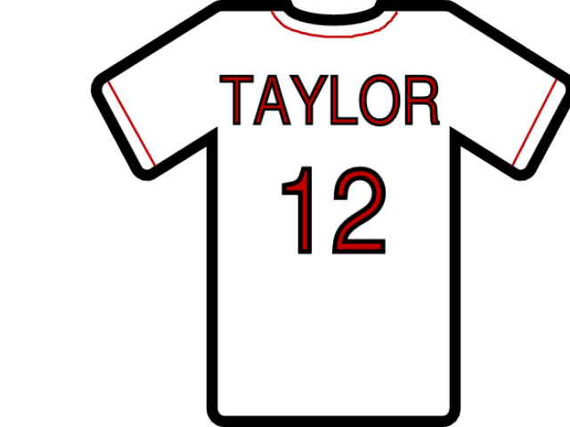 Clipart baseball jersey vector free library Baseball Jersey Clipart 5 - 300 X 300 | carwad.net vector free library