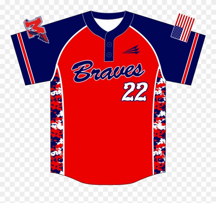 Baseball jersey clipart red vector download Baseball Uniforms Allen Sportswear Custom Team Packages - Sports ... vector download