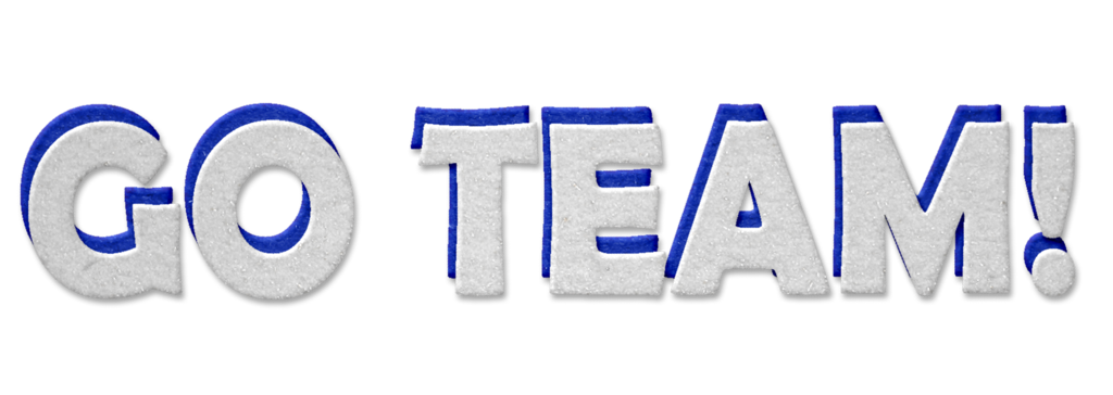 Basketball banner pennet clipart png picture free Go Team Clipart (52+) picture free
