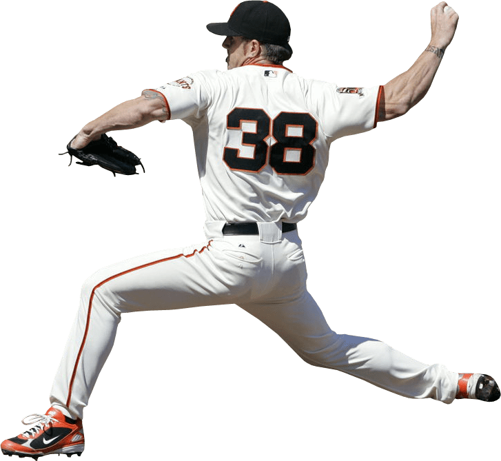 Giants baseball clipart graphic free stock San Francisco Giants Player transparent PNG - StickPNG graphic free stock