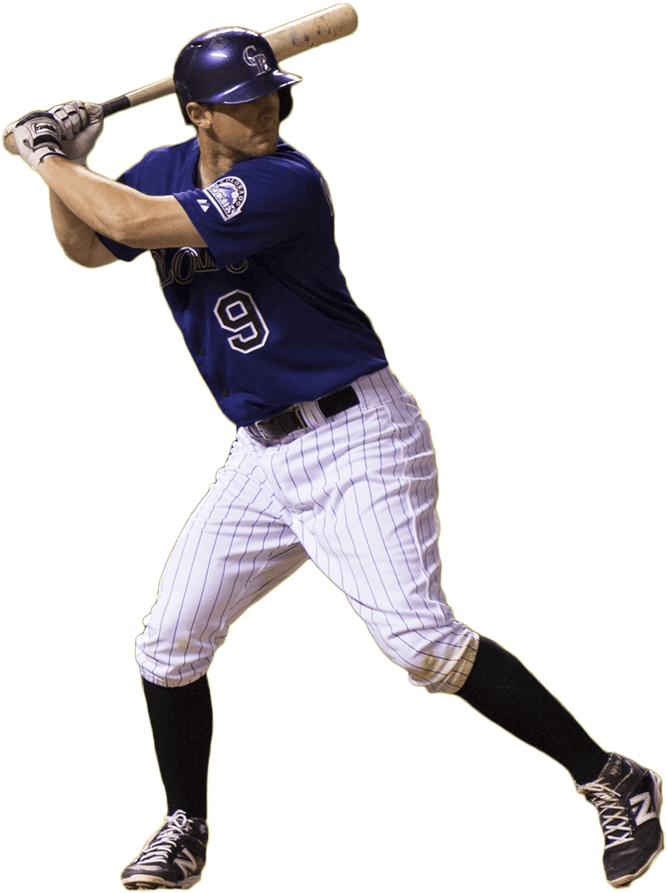Rockies baseball clipart jpg transparent download Colorado Rockies DJ LeMahieu transparent PNG - StickPNG jpg transparent download