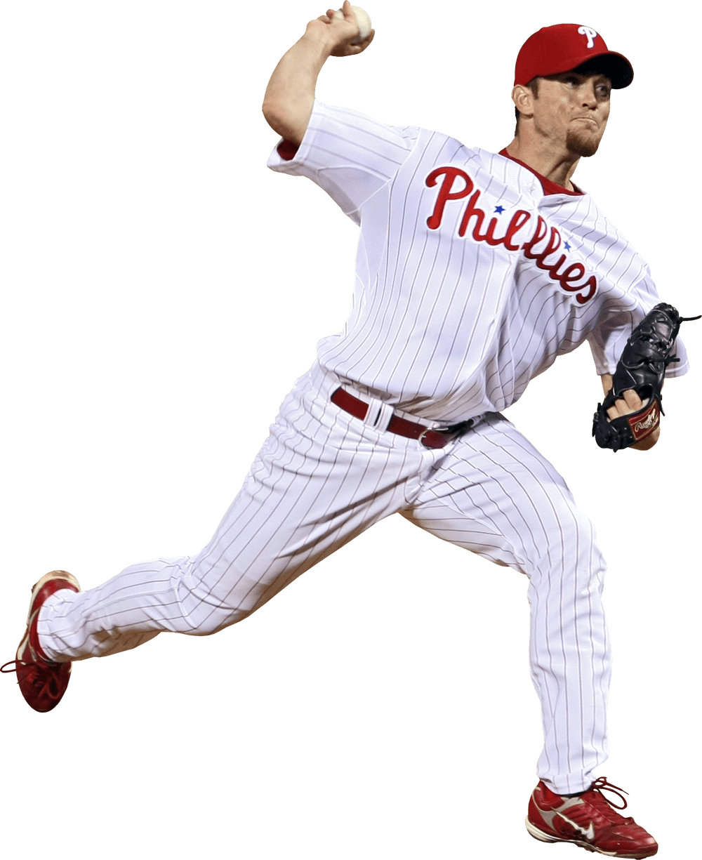 Baseball uniform clipart graphic royalty free Philadelphia Phillies Player transparent PNG - StickPNG graphic royalty free