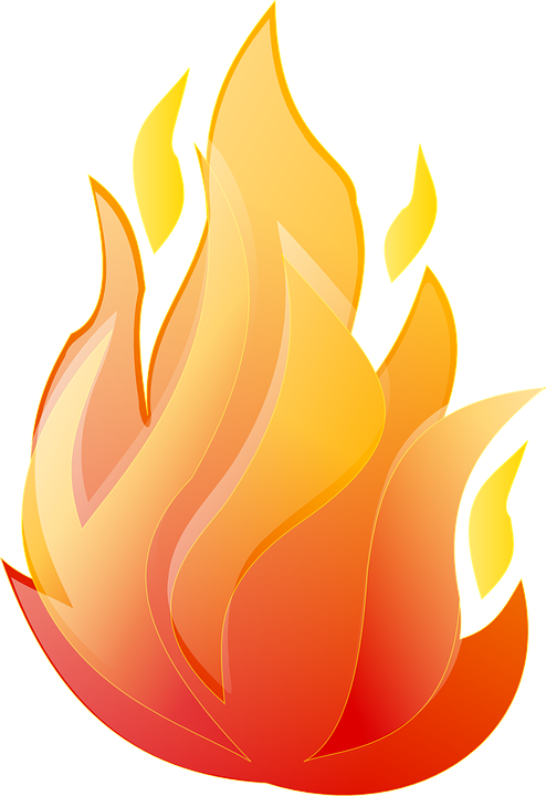 Car with flames clipart svg free Cartoon Fire Flames#4421663 - Shop of Clipart Library svg free