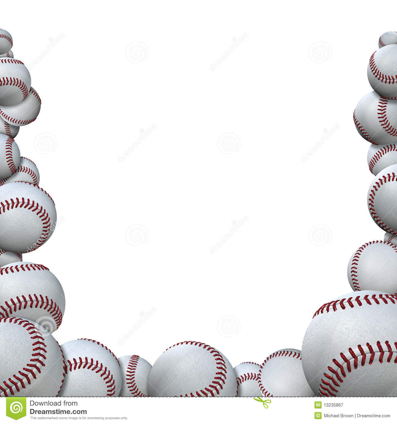 Baseball page border clipart picture royalty free 51+ Baseball Border Clipart | ClipartLook picture royalty free