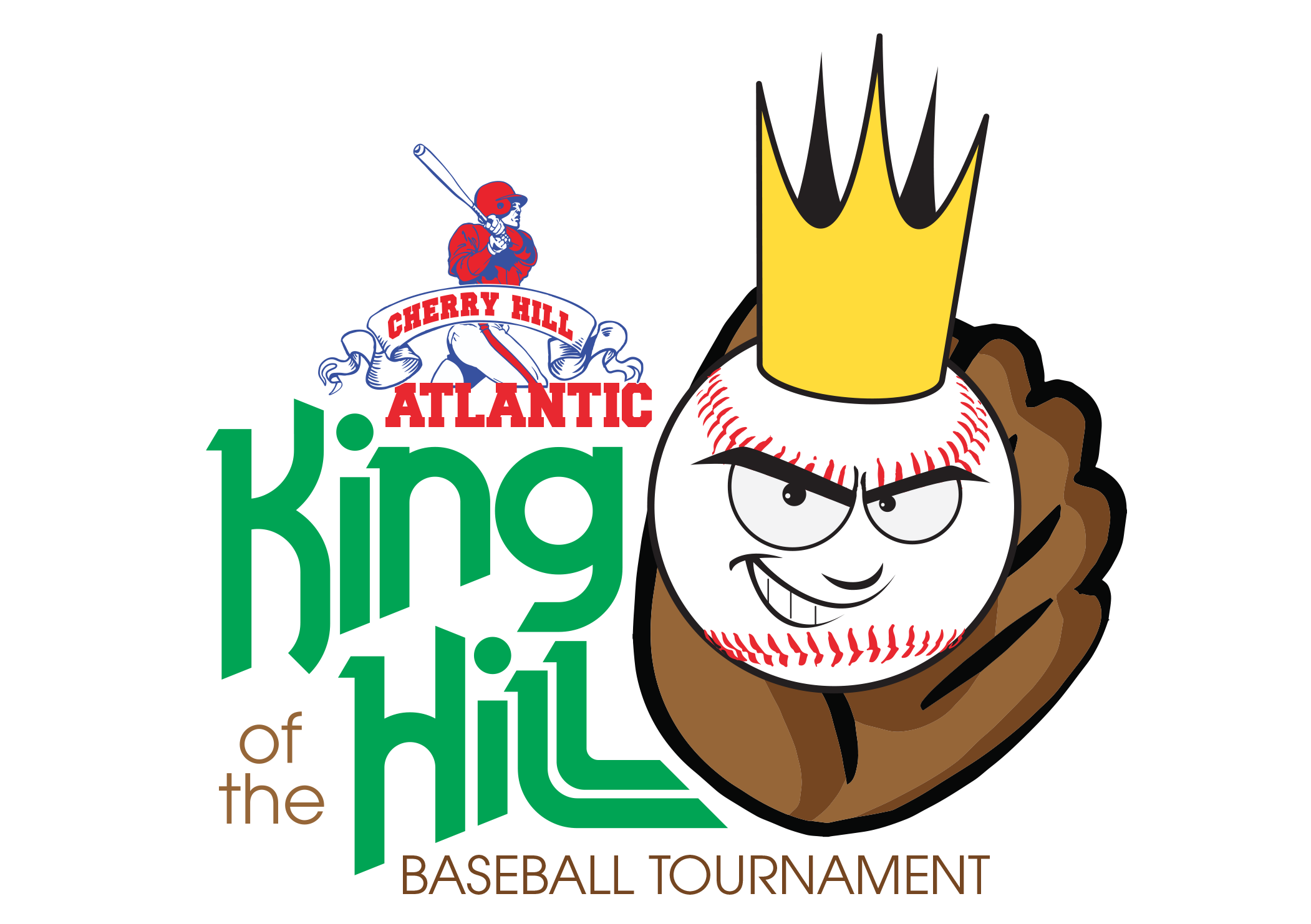 Baseball play offs clipart vector royalty free library 2018 CHALL King of the Hill Baseball Tournament vector royalty free library