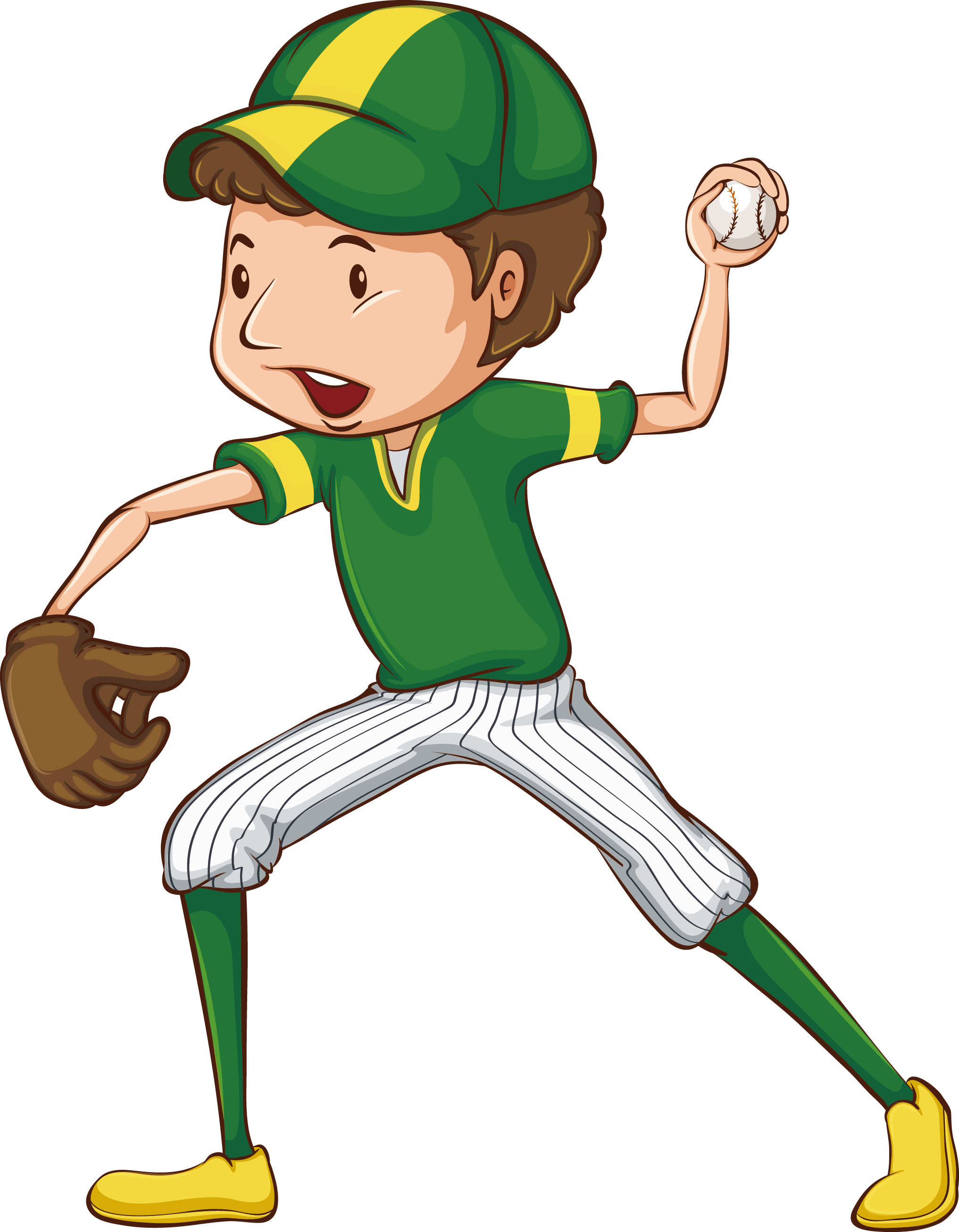 Baseball play offs clipart vector black and white library Baseball player Drawing Clip art - Green Junior Baseball Tournament ... vector black and white library