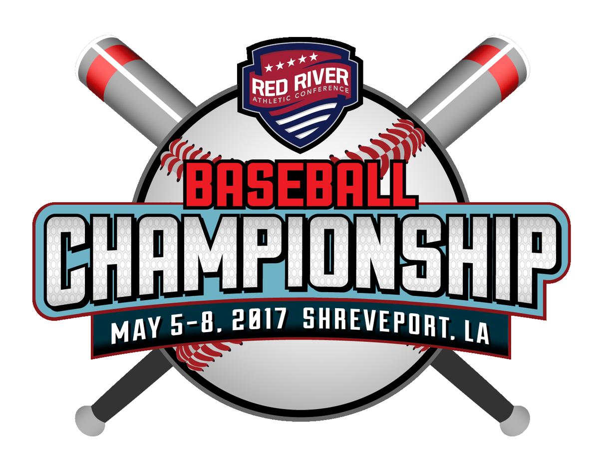 Lsu baseball clipart vector transparent Red River Athletic Conference - 2017 RRAC Baseball Tournament vector transparent