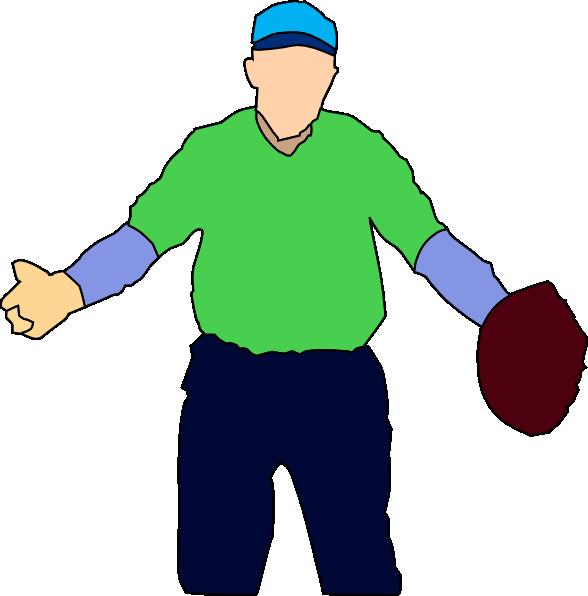 Cartoon baseball glove clipart picture download Baseball Player Clip Art at Clker.com - vector clip art online ... picture download
