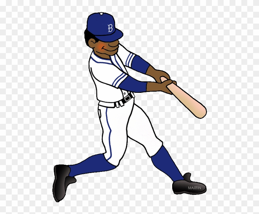 Baseball player clipart drawings vector transparent stock Best Baseball Clip Art Images Black - Jackie Robinson Drawing Easy ... vector transparent stock