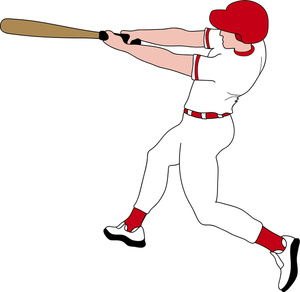 Baseball player images clipart banner library stock Baseball player clipart 2 - WikiClipArt banner library stock