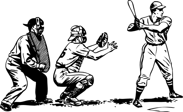Baseball player meditation clipart banner download Umpire Clipart | Free download best Umpire Clipart on ClipArtMag.com banner download