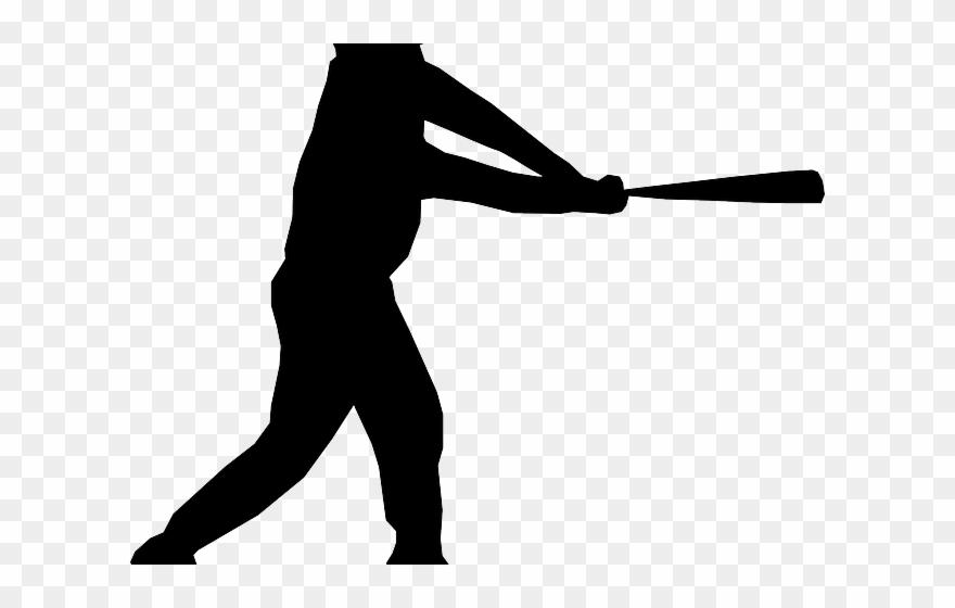 Baseball player swinging bat clipart clip transparent library Swing Clipart Baseball Bat - Clip Art Baseball Player - Png Download ... clip transparent library