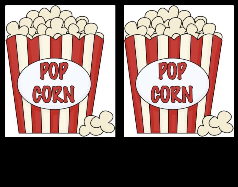 Baseball popcorn clipart clip art Free Popcorn Clipart Images & Photos Download 【2018】 clip art