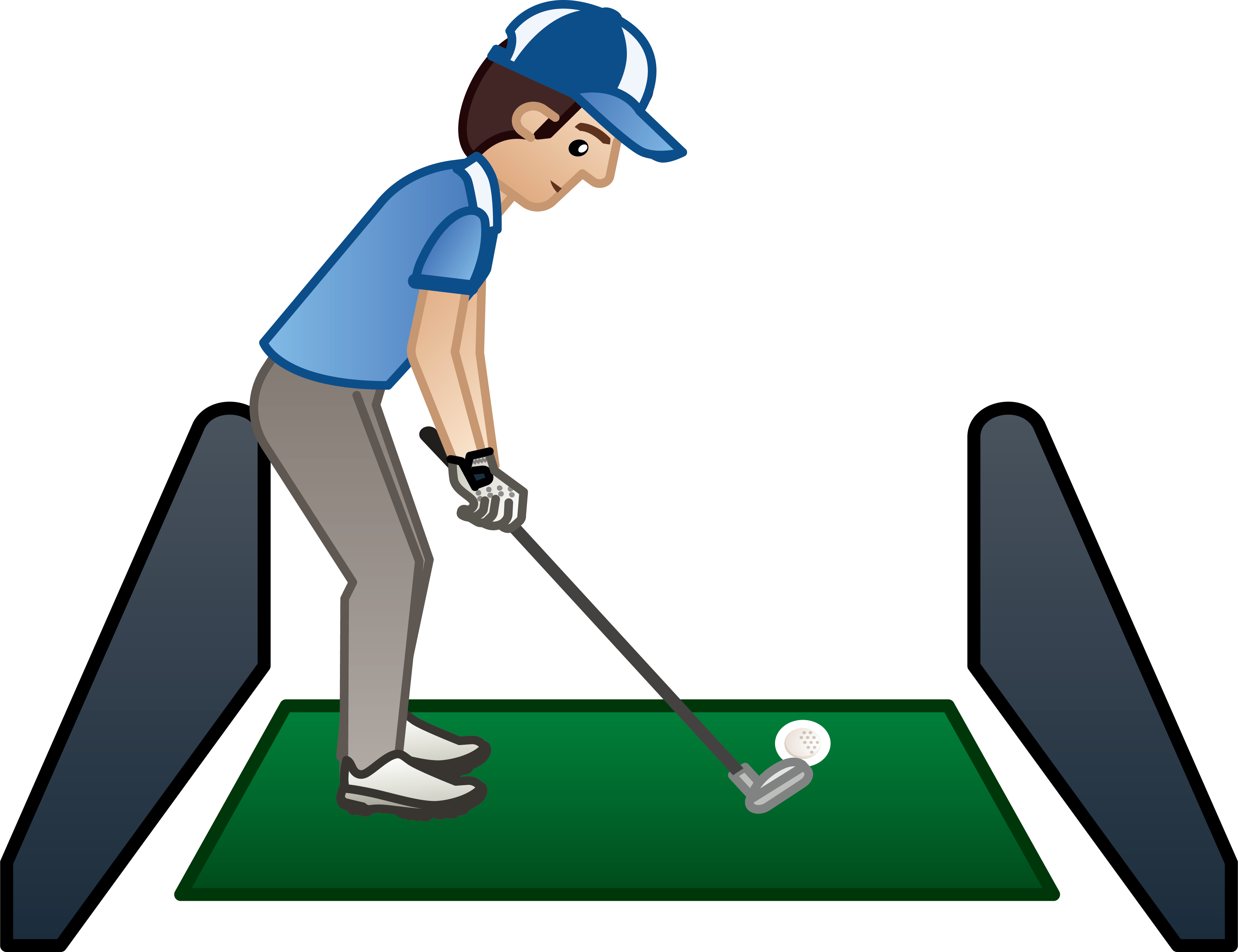 Football practice clipart clipart transparent library Golf Ball Driving range Clip art - Golf practice field 4013*3087 ... clipart transparent library