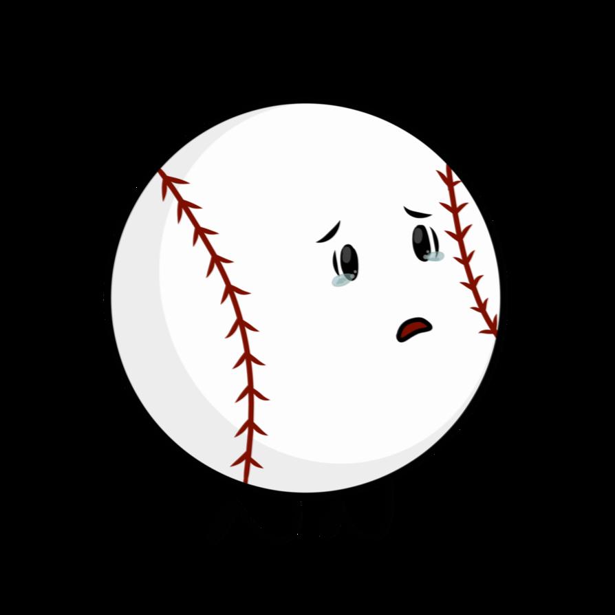 Baseball ripping thru clipart graphic freeuse Baseball by IcebergCabbage on DeviantArt graphic freeuse